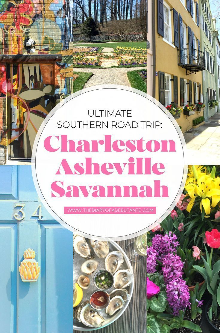 Guide to the Ultimate Southern Road Trip | Diary of a Debutante -  Looking for an adventure that's bucket list worthy AND inexpensive? Take the ultimate southern ro - #debutante #diary #florenceitalytravel #guide #italytravel #letstravel #Road #southern #travelmugdiy #Trip #ultimate #ustravelideas