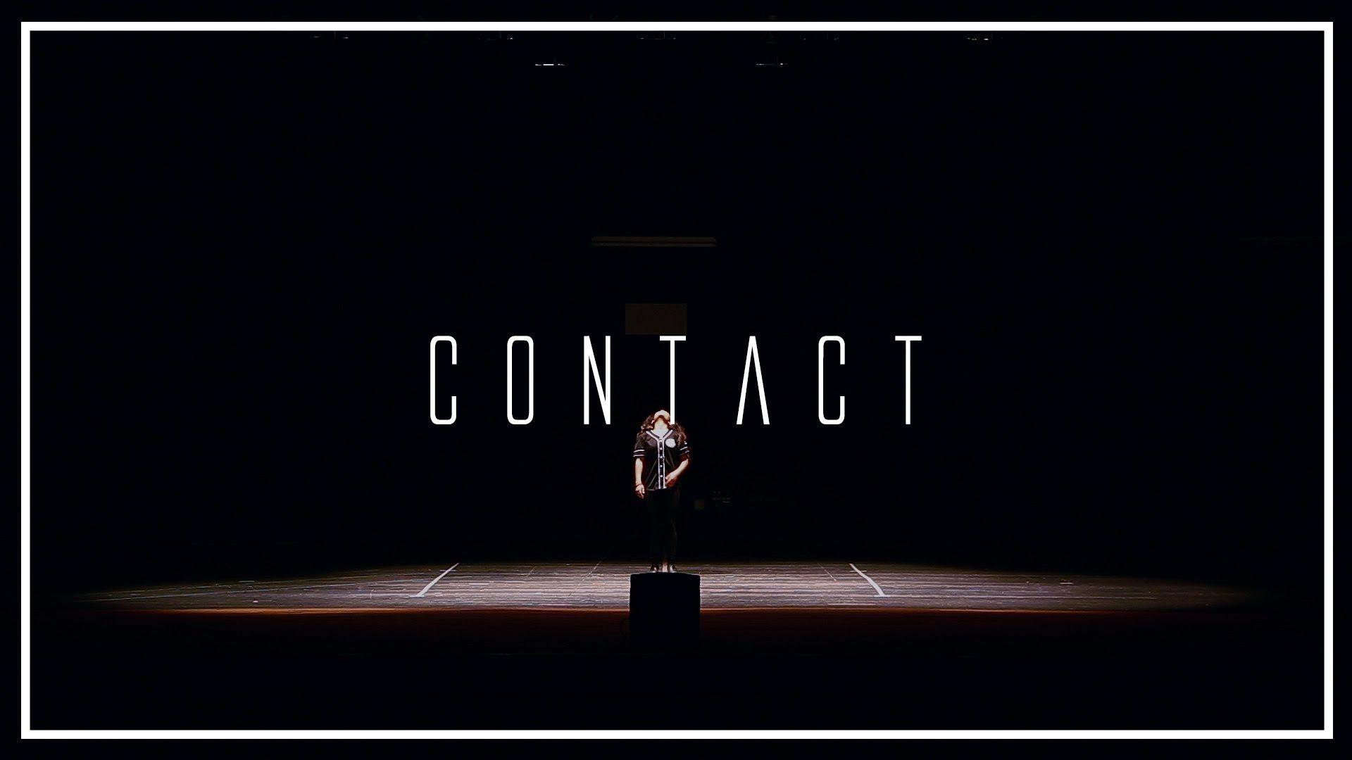 """""""Contact"""" - @Logic301 // Sheanice Hazen"""