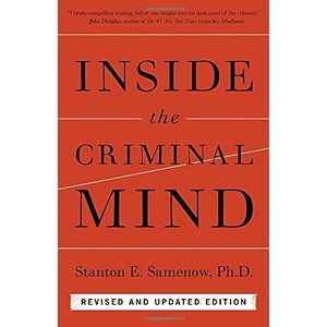 Inside The Criminal Mind Revised And Updated Edition Criminal Mind Criminal Psychology Psychology Books