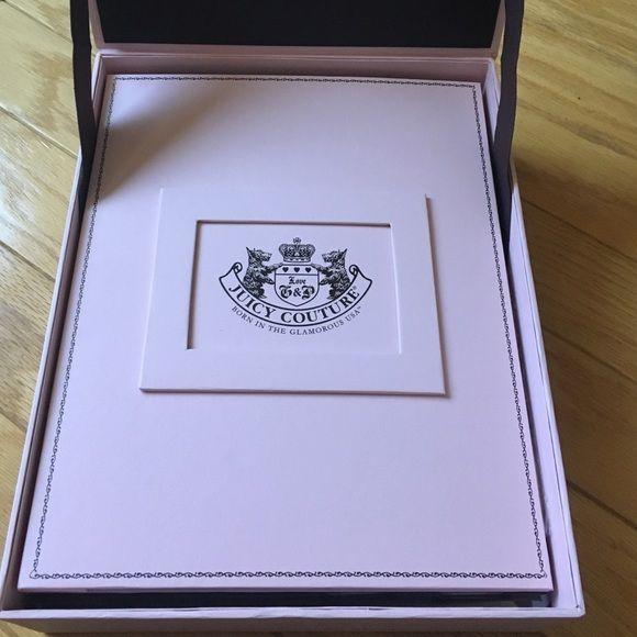 Juicy Couture Scrapbook Kit