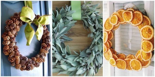 10 DIY Wreaths That Make Your House Smell Amazing - GoodHousekeeping.com