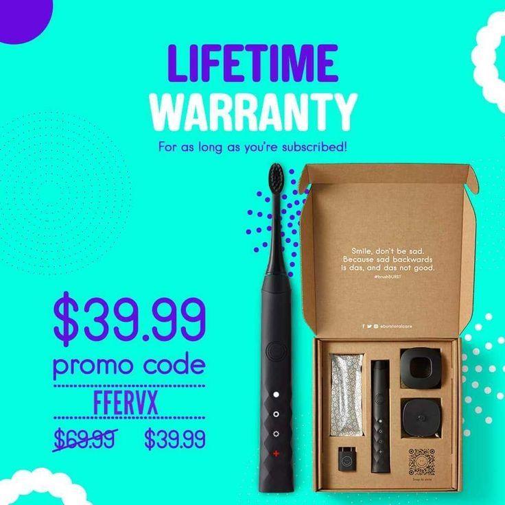 Lifetime Warranty!! Subscription heads sent to your door