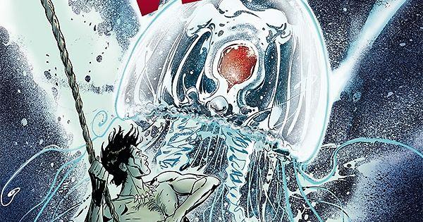 """June - """"Adam Wild: La medusa immortale"""" by G. Manfredi, A. Lucchi"""