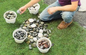 Prep and Sort the Stones