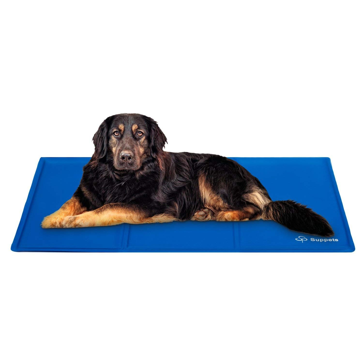 Suppets Cooling Mats Self Cooling Pet Bed Cool Pad For Dog And Cat Perfect For Floors Couches Car Seats Thank You For Viewing Our With Images Cool Pets Cat Bed Pets