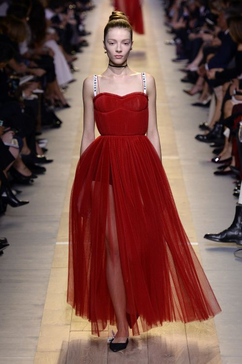 Dior Ready To Wear Spring 2017 Look 34