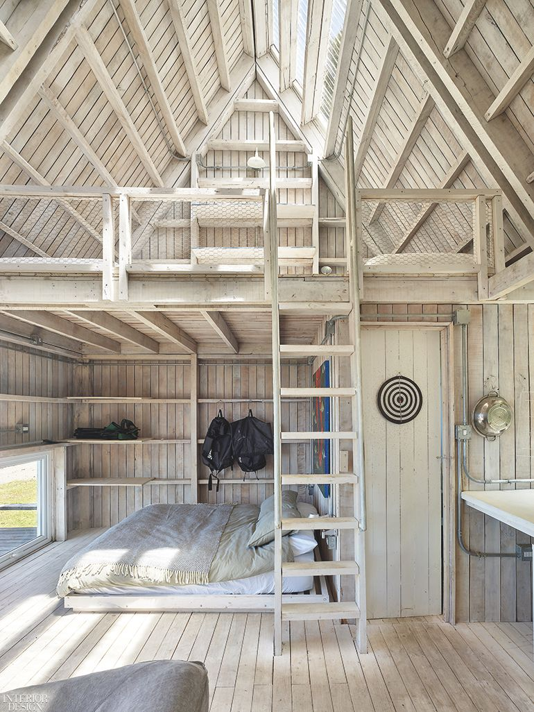 Architect Mathias Klotz Creates a Pair of Cottages on a Remote Island in Chile