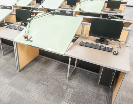 tech furniture. technology lab workstations by interior concepts stem design u0026 career tech furniture pinterest labs and learning environments