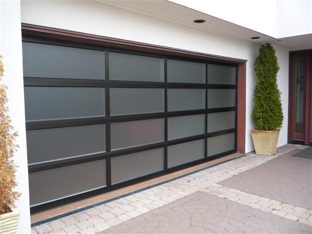 Full View Aluminum All Glass Harbour Door Aluminium Garage Doors Garage Doors Best Garage Doors