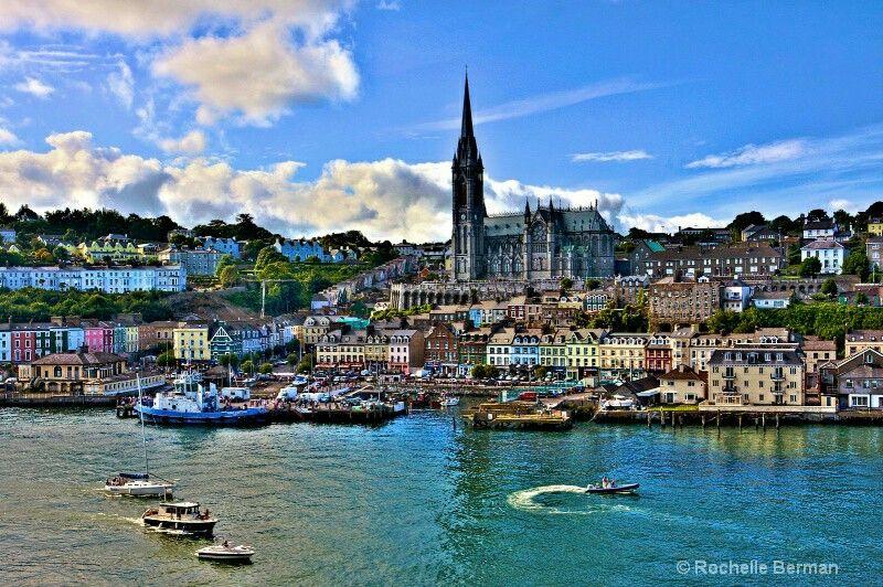 Irsh Port of Cobh