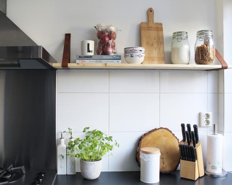 Pin Op Scandinavische Keuken