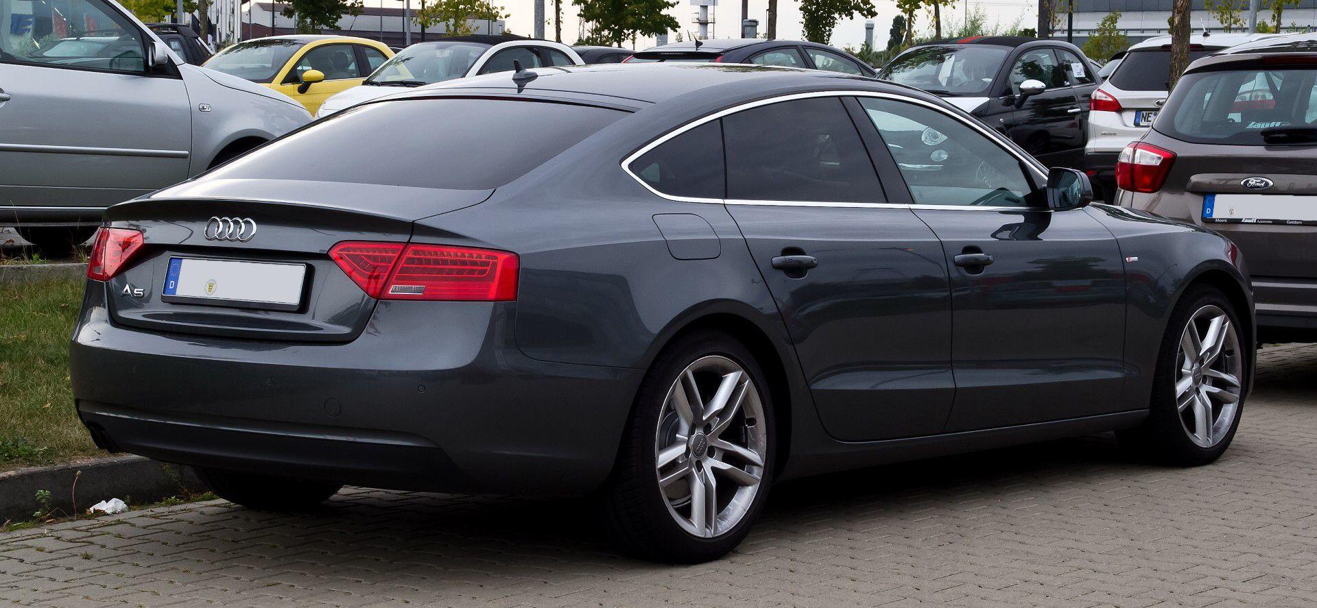 Kelebihan Audi A5 Sportback 2015 Spesifikasi