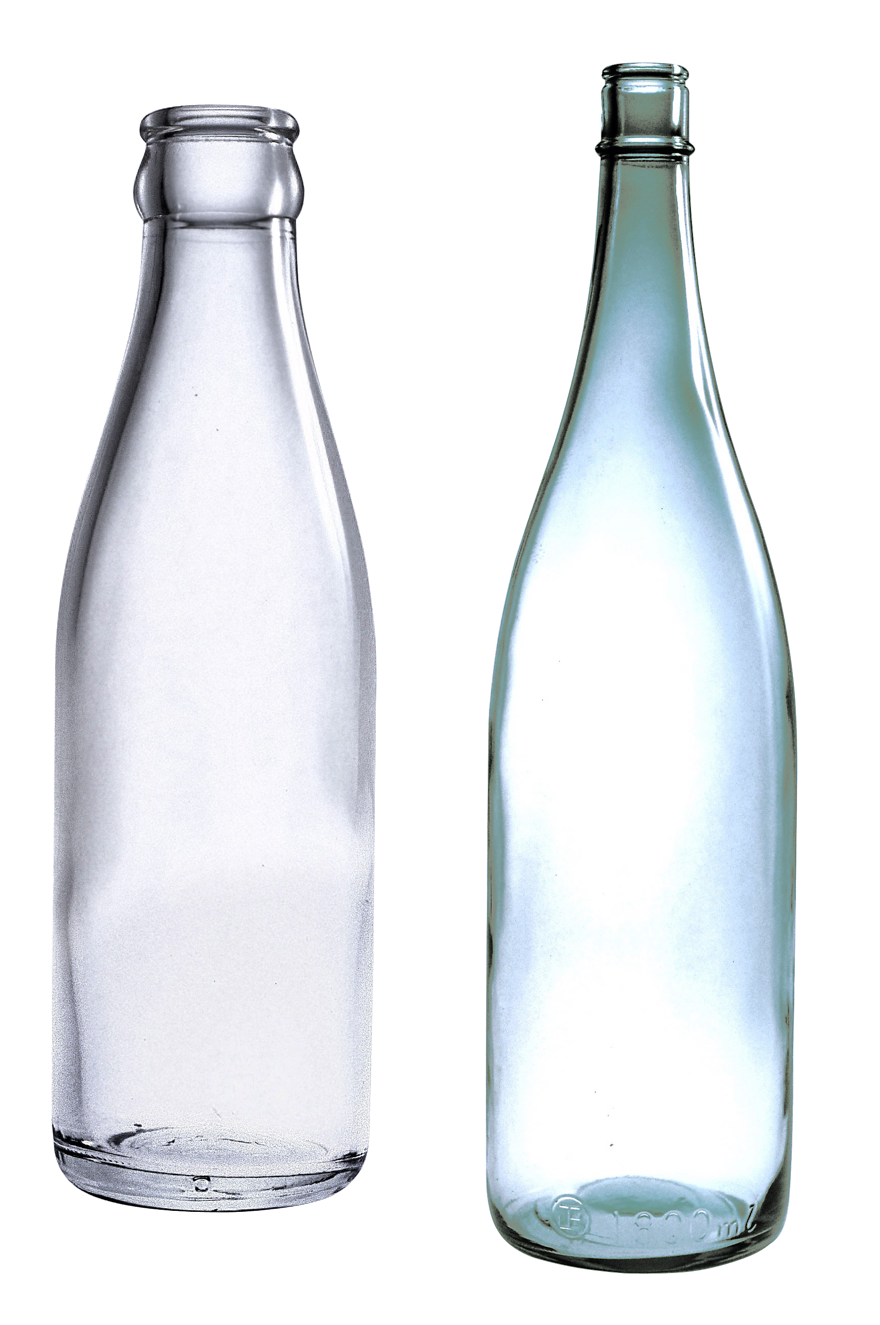 Empty Glass Bottles For Crafts