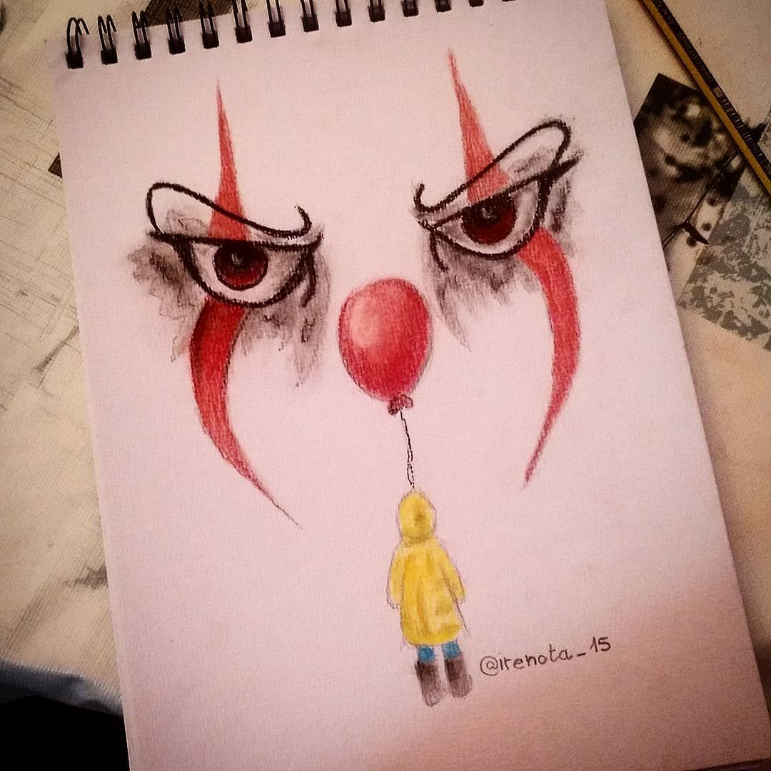 Youll Float Too It Eso Libro Dibujo Drawing
