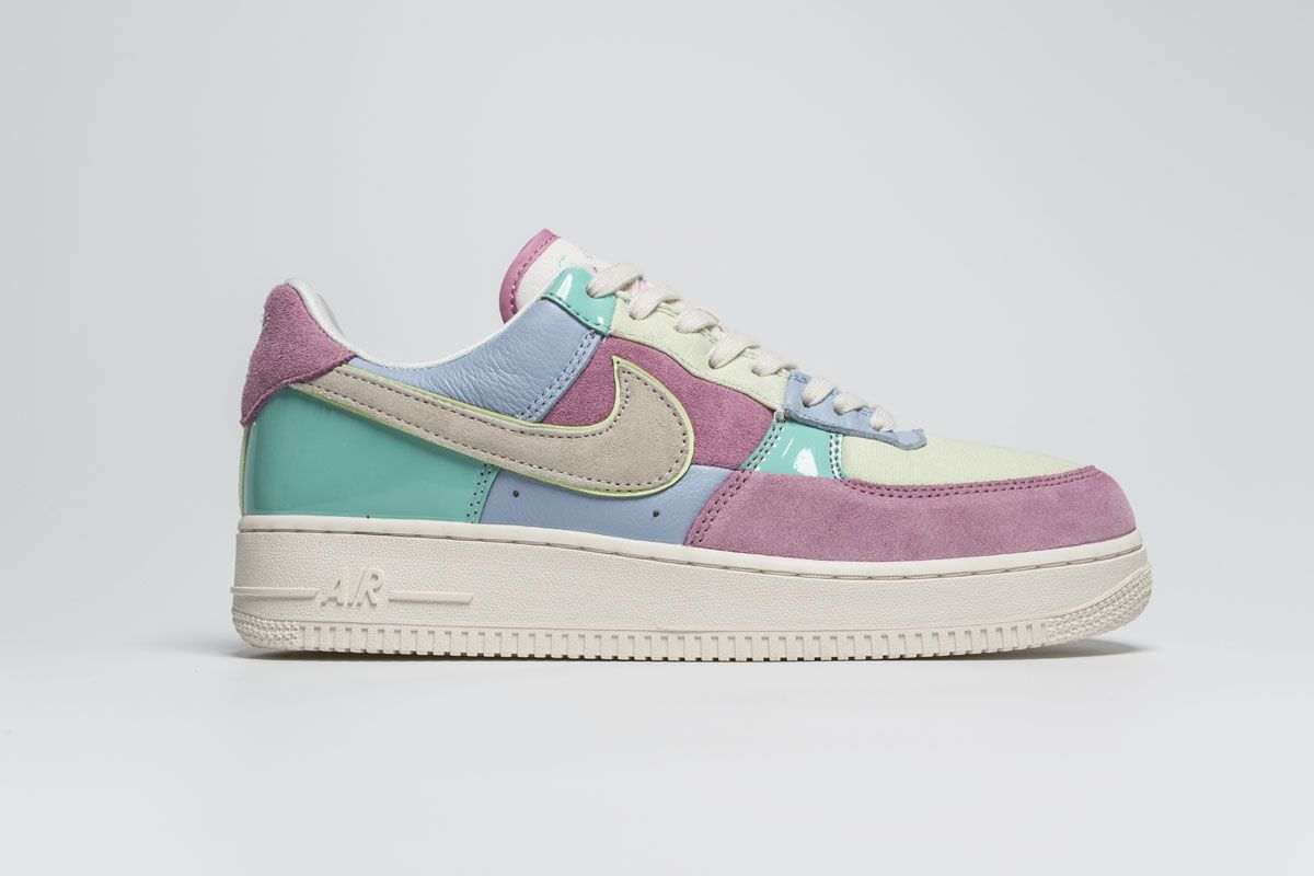 Nike Air Force 1 Low Easter Egg AH8462 400 Shoes