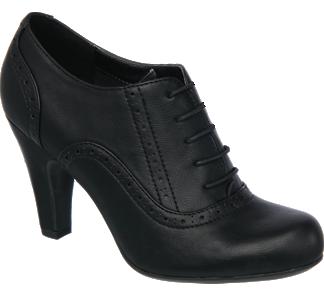 Zapato Abotinado Estilo Oxford Mujer Calzado Zapatos Botas De Otoño Calzas