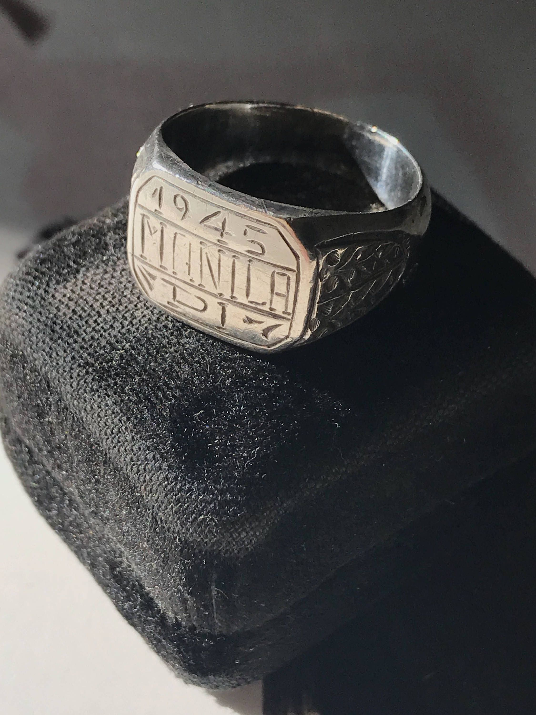 Your Place To Buy And Sell All Things Handmade Art Ring Historical Rings Antique Ring Box