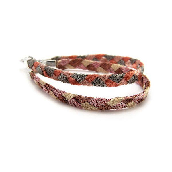 History of Friendship Bracelets ❤ liked on Polyvore featuring jewelry, bracelets and friendship bracelet