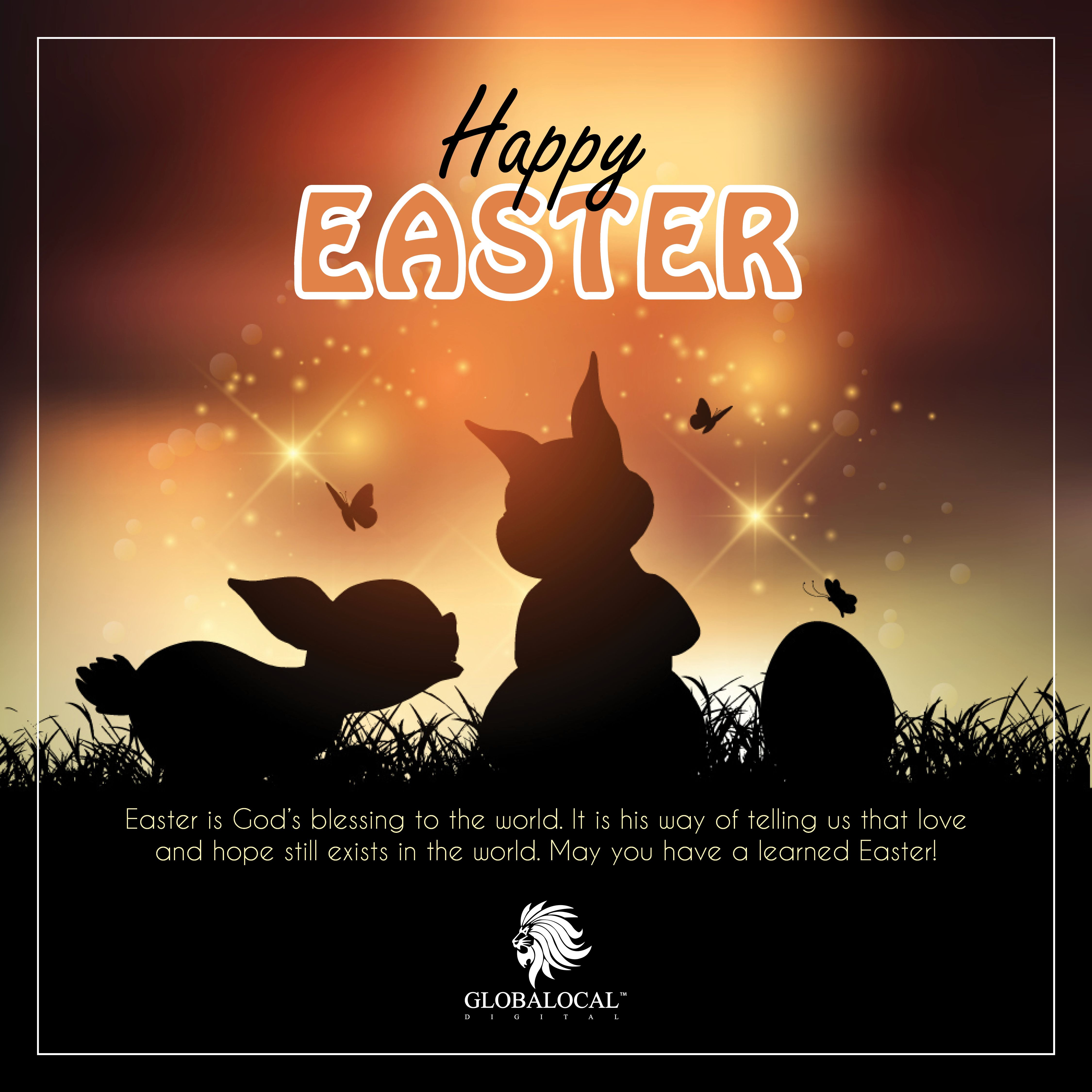 New Beginnings And New Everlasting Happiness Let Them Be Yours In Your Life Happy Easter Easter Bestwishes Joy Happine Happy Easter Happy New Beginnings