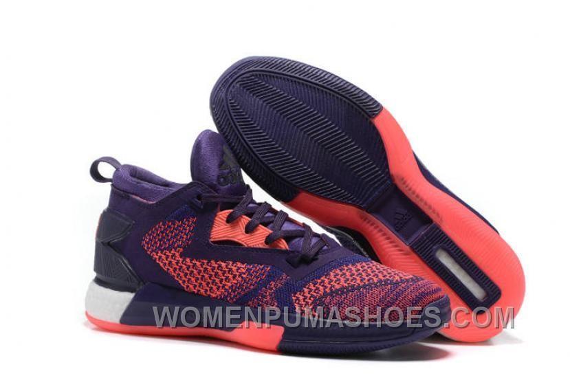 http   www.womenpumashoes.com on-sale-adidas-d-lillard-2-purple ... c9b67642d