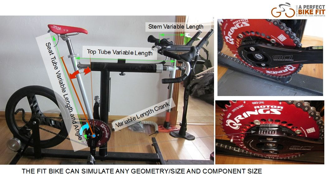 Bike Sizing With Images Bike Seat Tube Injury Prevention