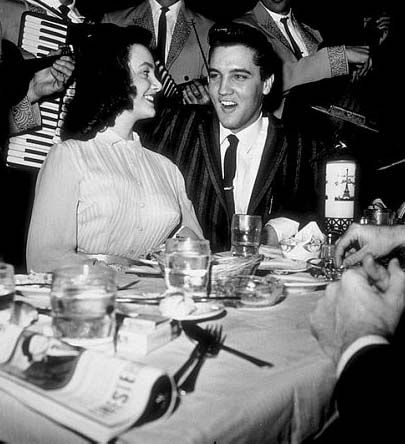 Elvis with kitty dolan at frank sennes moulin rouge tuesday march elvis with kitty dolan at frank sennes moulin rouge tuesday march 11 fandeluxe Choice Image