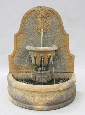 Wall Fountains Outdoor yes please!!!! | garden/outdoor space | pinterest | wall fountains