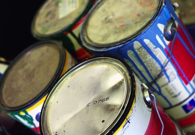 Help How Do I Get Rid Of These Old Paint Cans Read The Article