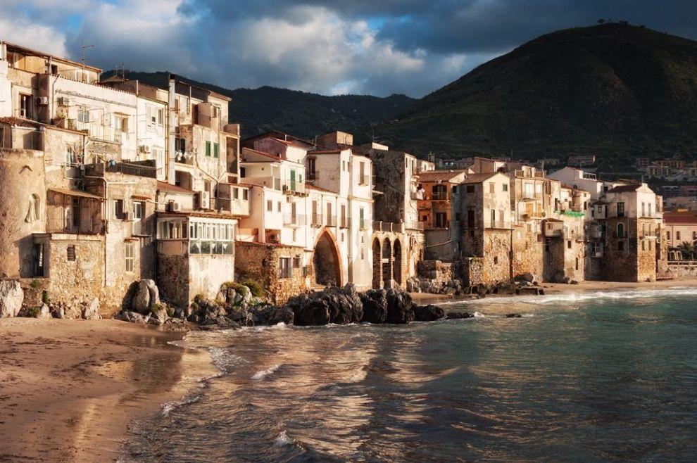 Taliansko, ostrov Sicília