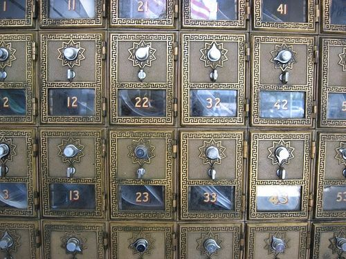 Little PO Boxes by AndWat