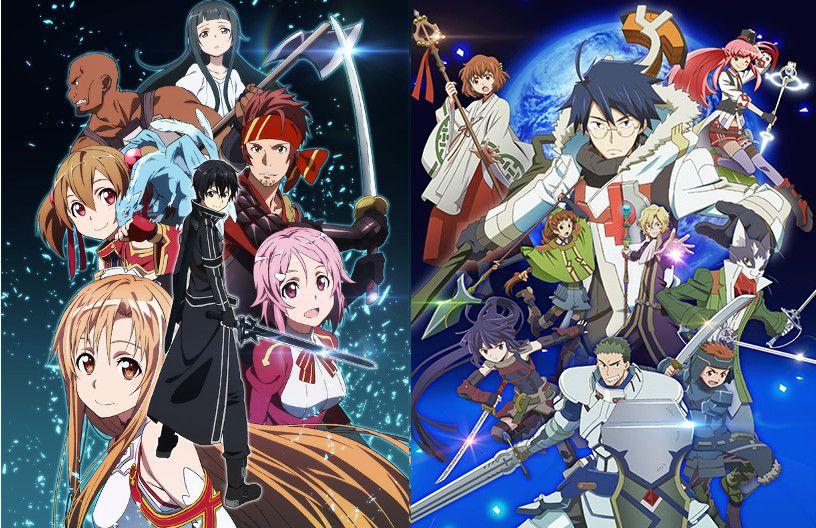 log horizon guild Поиск в Google Anime love, Log horizon