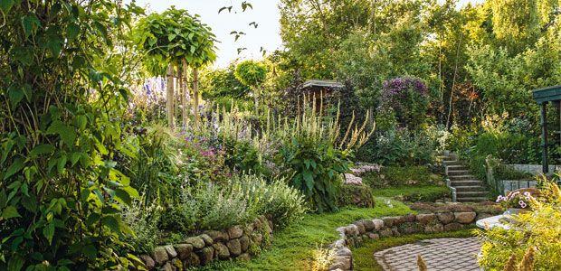 Immer Blühender Garten gärtnern natürlich schön ein garten wie aus dem paradies