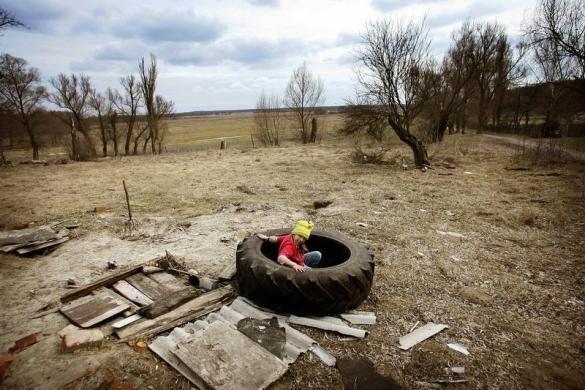 Ellos son los fantasmas de Chernobyl Fotos | Ellos son los fantasmas de Chernobyl Imágenes - Yahoo! Noticias España