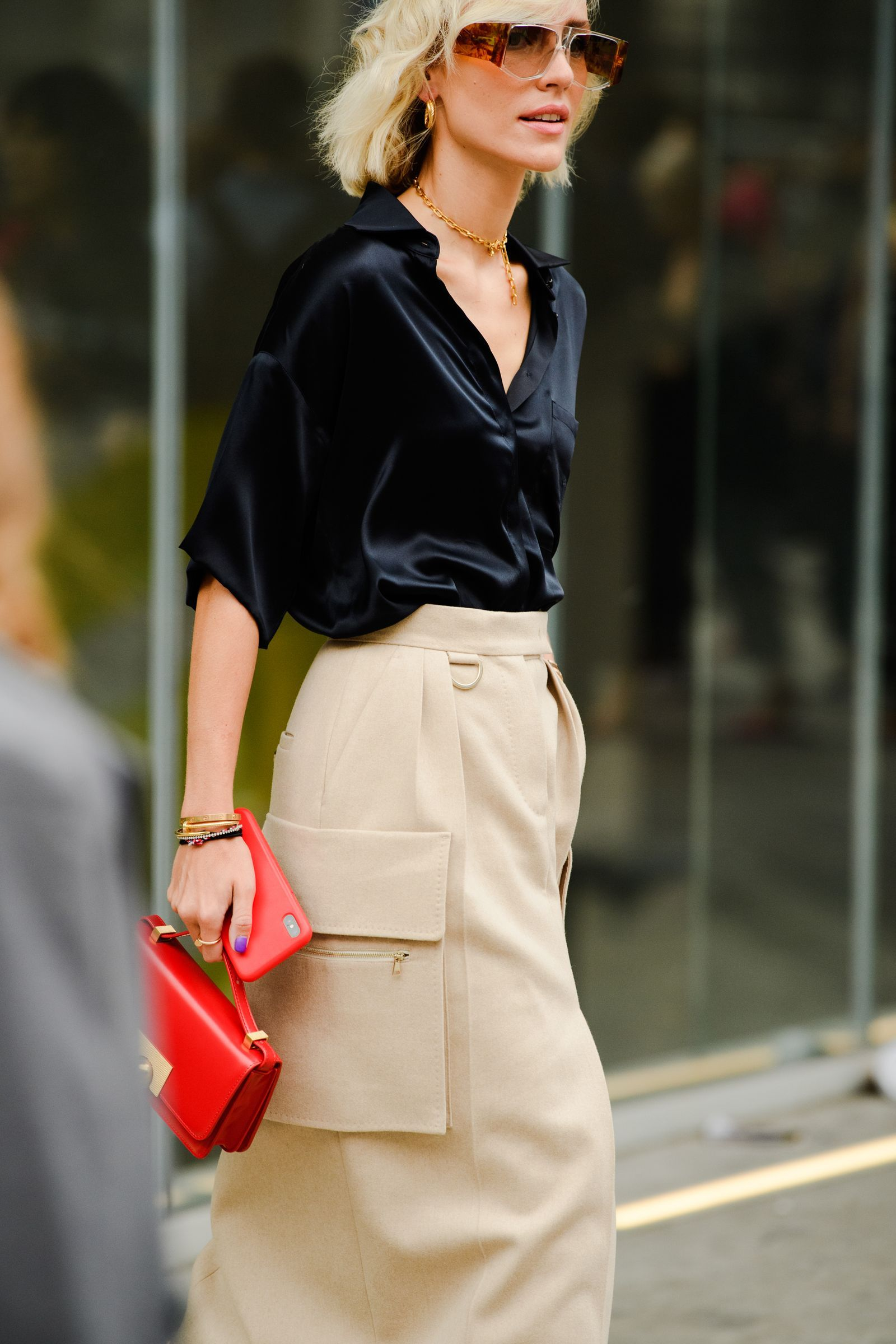The Best Street Style to be Found at Milan Fashion Week