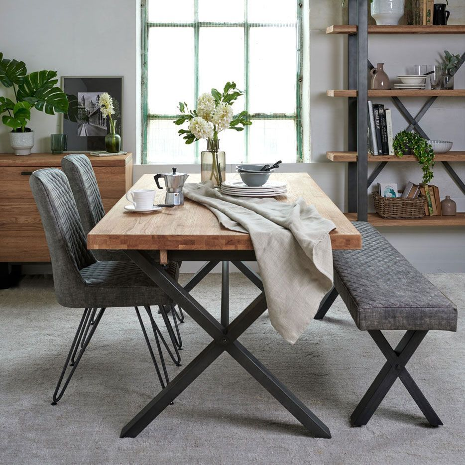 27++ Small industrial dining table Various Types