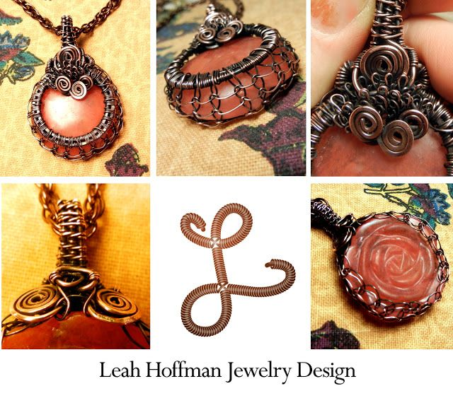 Leah Hoffman Jewelry Design: January 2013
