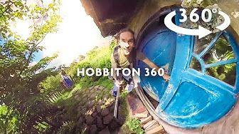 INSIDE HOBBITON 360 VIDEO