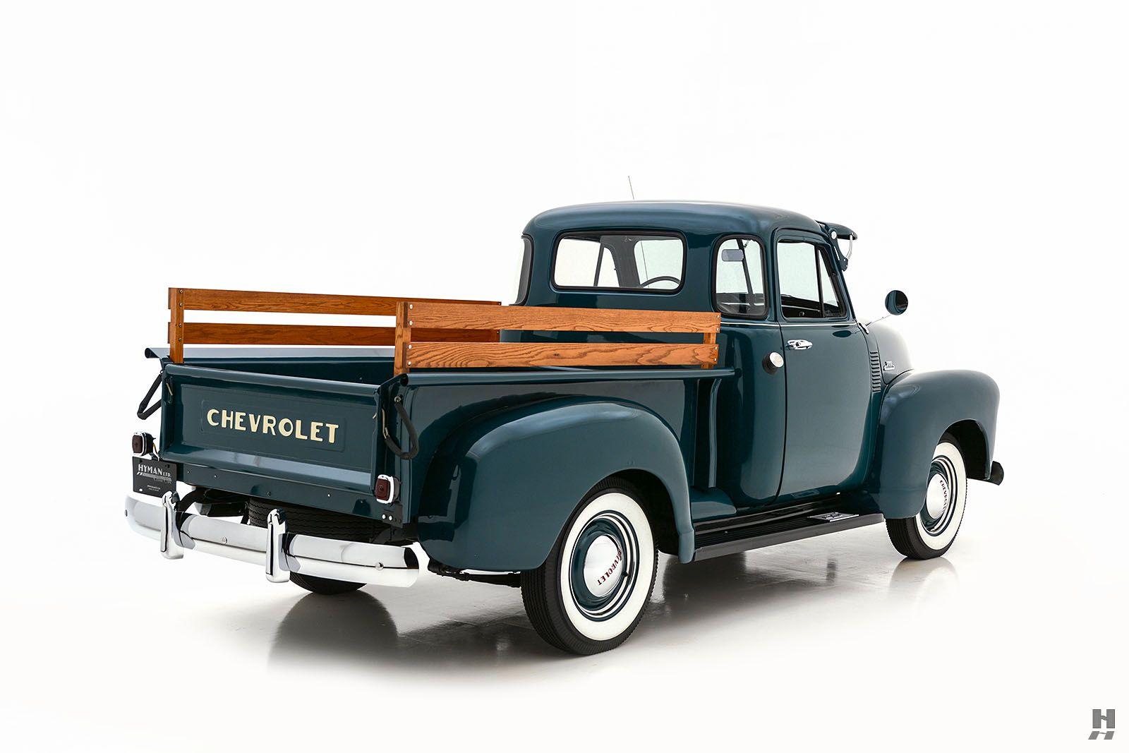 1953 Chevrolet 3100 Pickup Cars Trucks Chevrolet 3100 Antique Cars