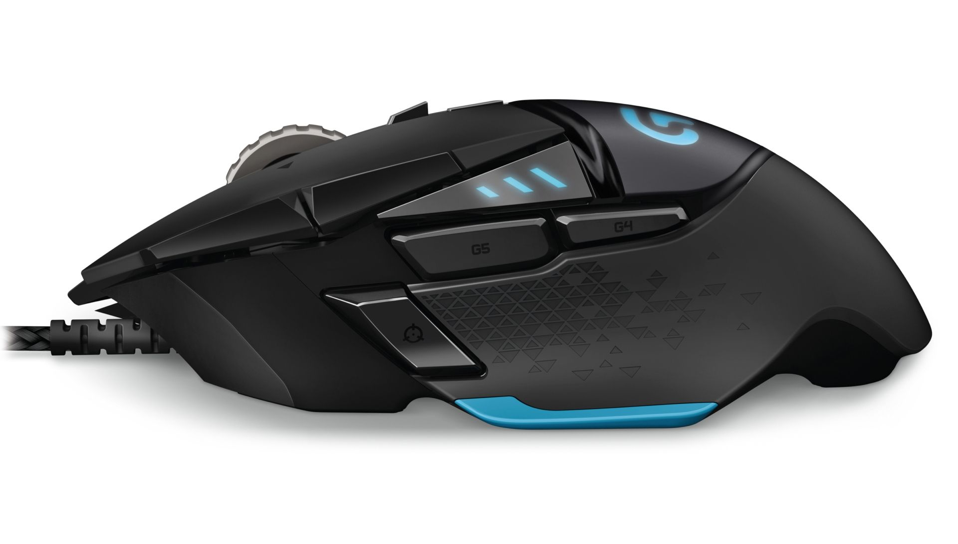 36318282020 Logitech's G502 Proteus Core can run at 12,000 dpi: just because you can  doesn't mean you should