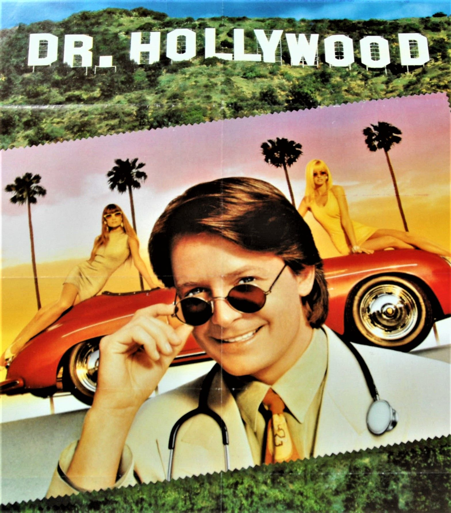 """""""Doc Hollywood"""" is a 1991 romantic comedy film Dr"""