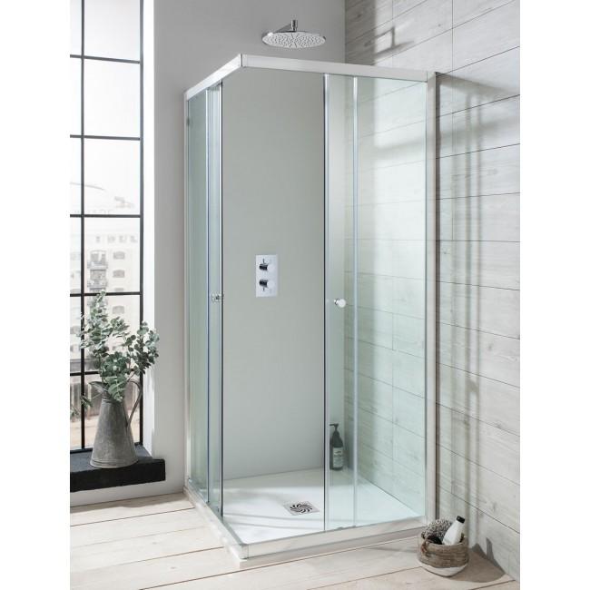 Corner Shower Enclosures Corner Shower Cubicle Drench In 2020 Shower Enclosure Shower Doors Corner Shower Enclosures