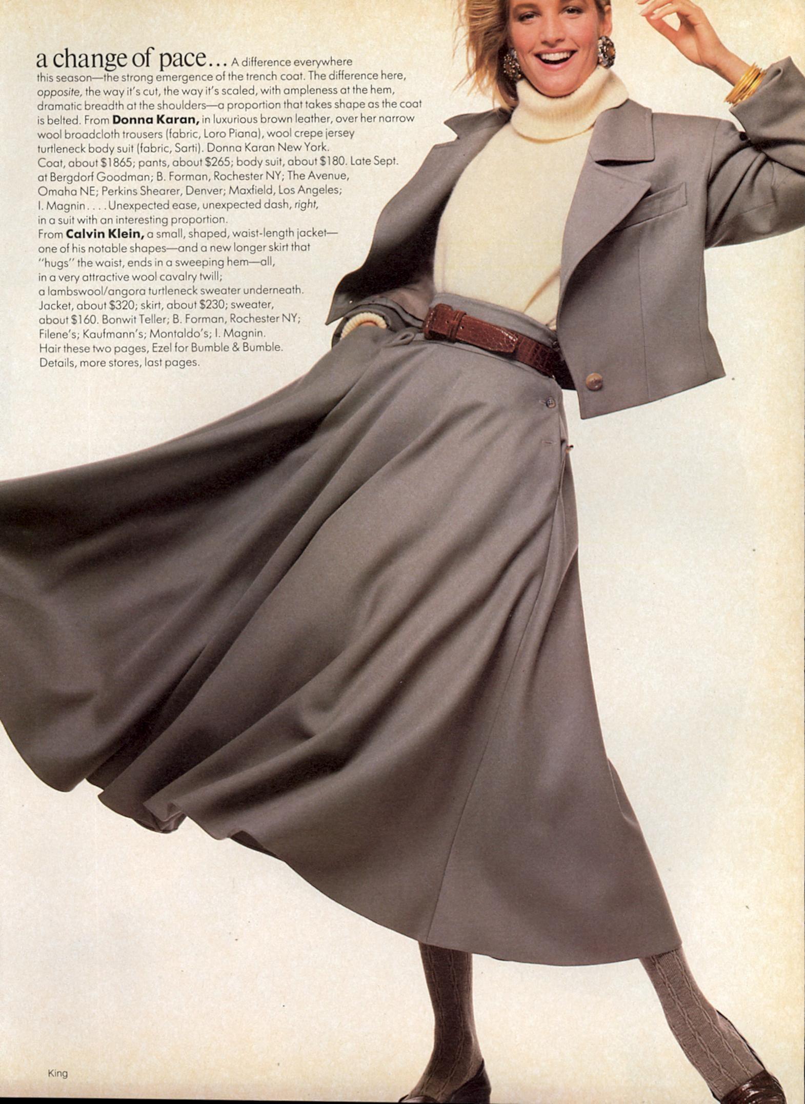 A Change of Pace... Photo Bill King Models Ashley Richardson, Bonnie Berman &