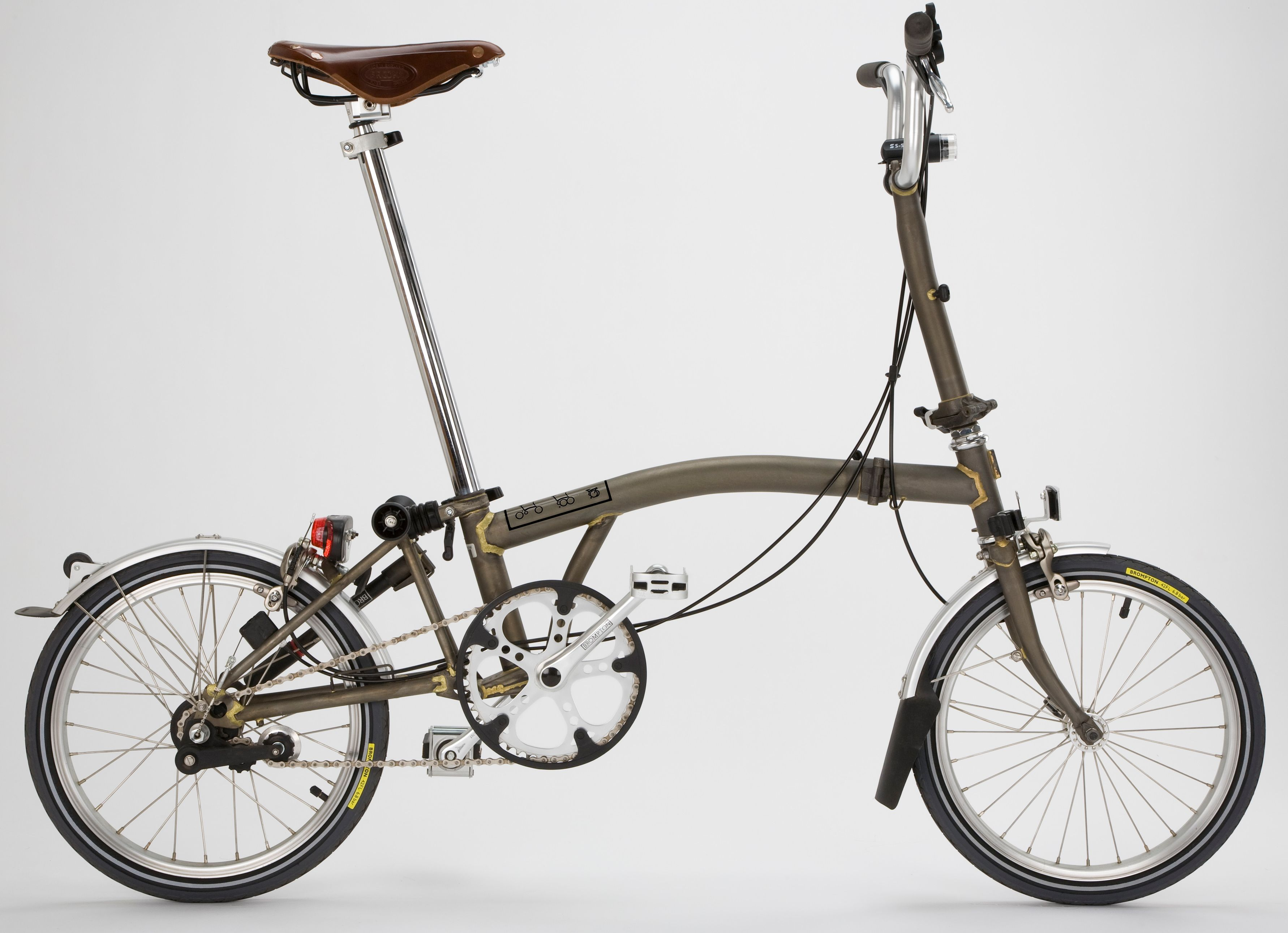 Brompton [ Bikes ] Pinterest Bicycling, Cycling and