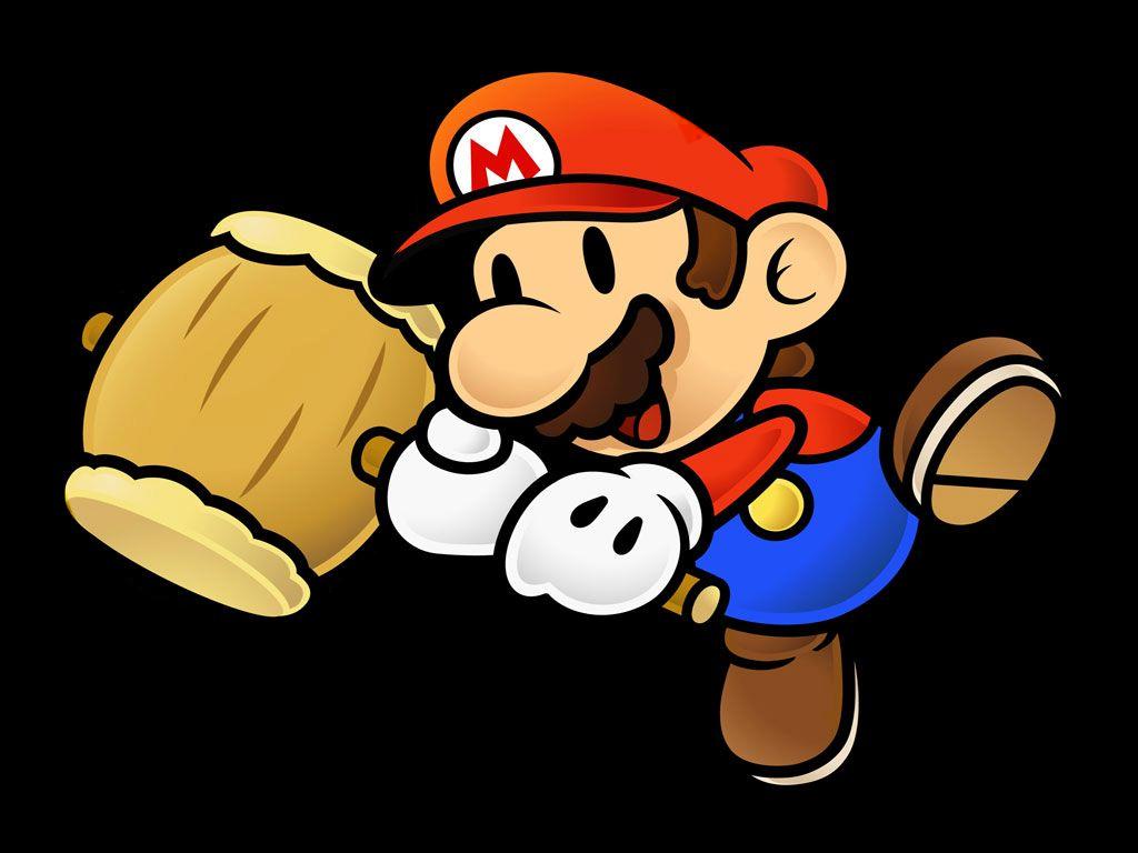 Confiante Mario Bros Jogo Mario Bros Mario E Luigi