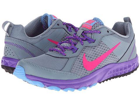 size 40 a9aee cbf6e Nike Wild Trail Anthracite/Vivid Pink/White/Polarized Blue ...