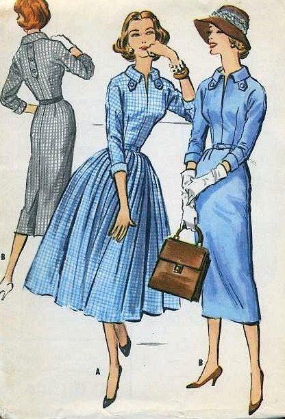 Vintage kleider 1940 – Beliebte Abendkleider in Deutschland
