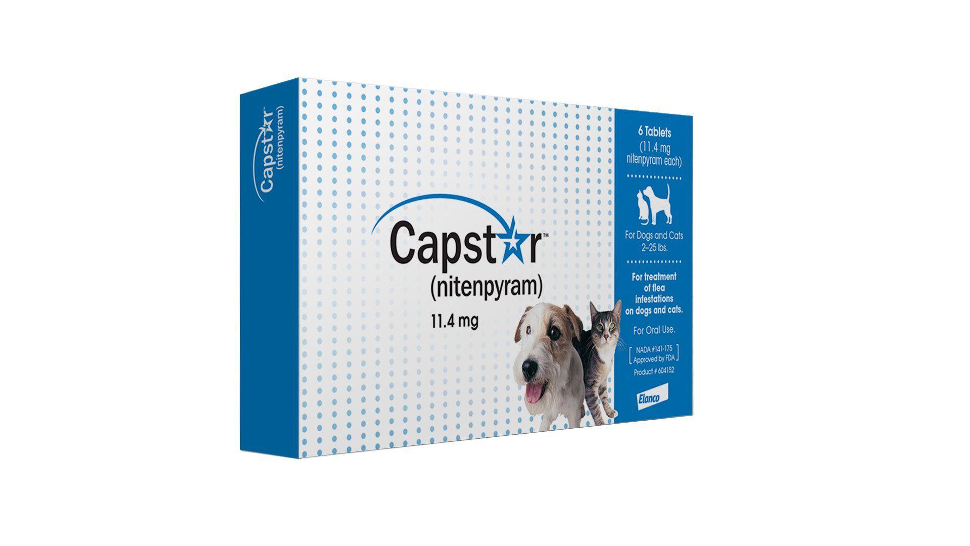 Novartis Capstar Flea Tablets For Dogs And Cats Flea Capstar Novartis Cats Dog Flea Treatment Flea Treatment Kill Fleas On Dogs