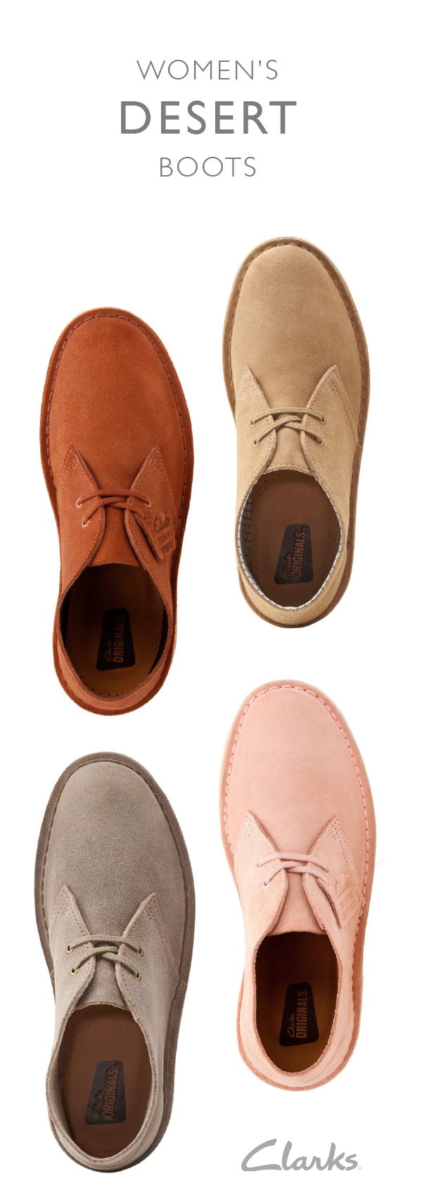 sale retailer 30005 eed82 Since arriving in 1949, the iconic Desert Boot has brought comfort and  style to people around the world. With its clean and elegant design, its a  versatile ...