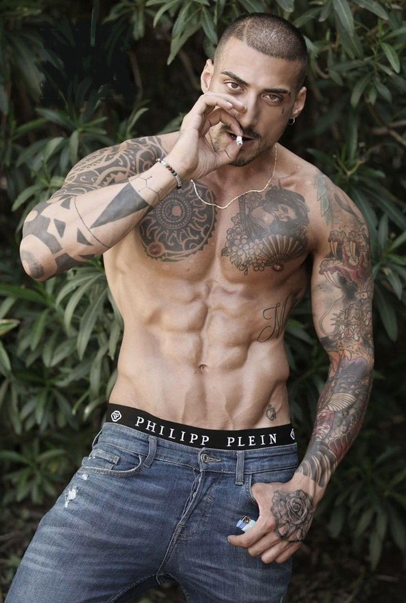 Alpha Male Tattoo : alpha, tattoo