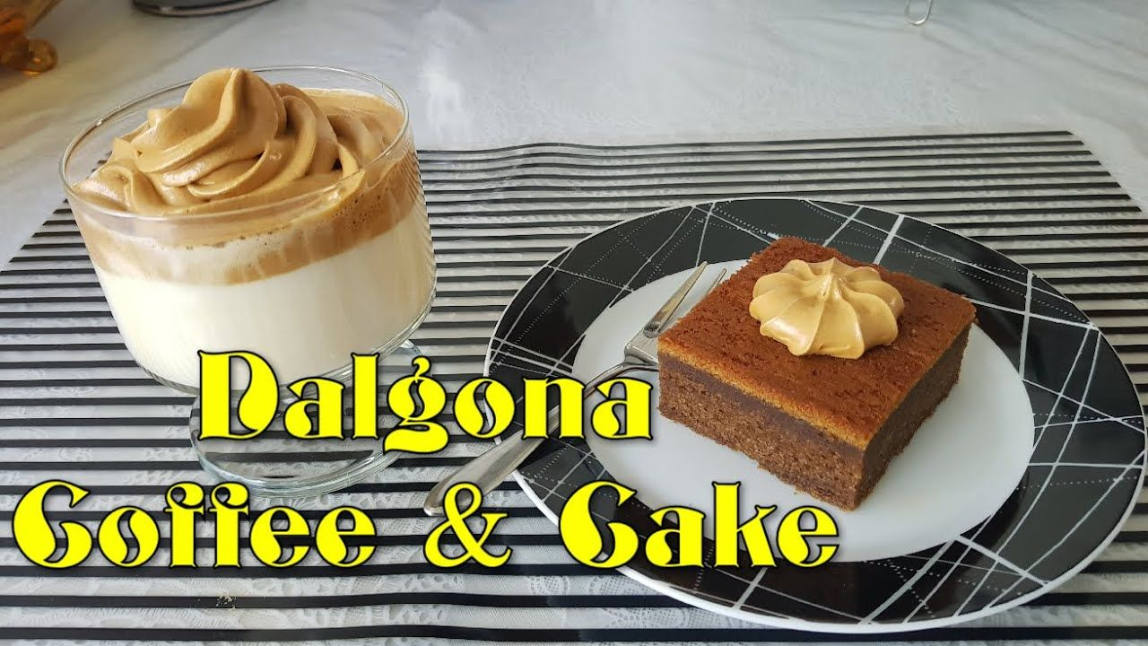 Dalgona topping seems good, must try. in 2020 Coffee